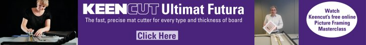Keencut Ultimat Futura Precision Mat Cutter